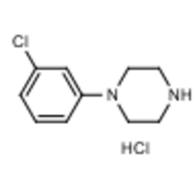 Frontier Scientific 25g 1-(3-Chlorophenyl)piperazine hydrochloride, 98%,