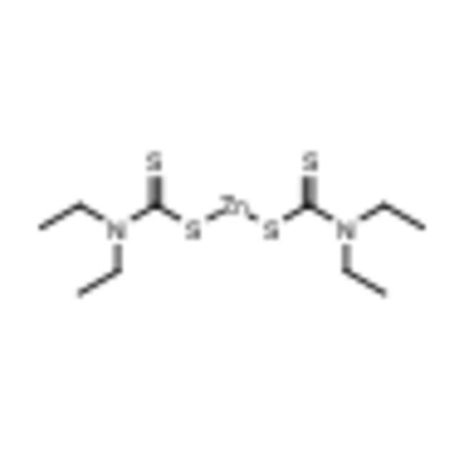 Frontier Scientific 25g Zinc diethyldithiocarbamate, 99%, 14324-55-1 MFCD00064798