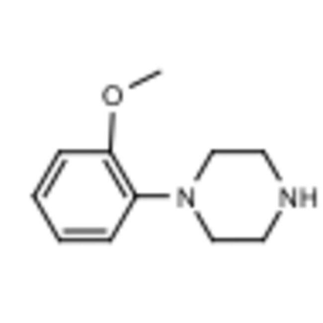 Frontier Scientific 25g 1-(2-Methoxyphenyl)piperazine, 98%, 35386-24-4