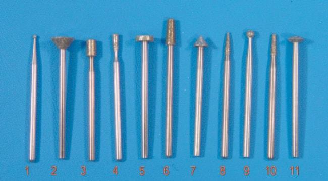 Electron Microscopy Sciences Flexible Shaft Machine Diamond Points Narrow