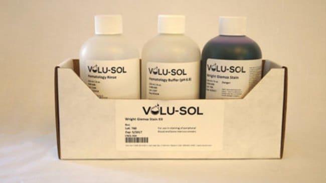 Volu SolWright-Giemsa Stain Kit, 8 oz / 250 mL, Volu-Sol