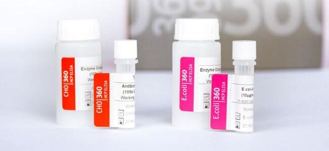 Crystal Chem Inc E Coli 360-HCP ELISA Starter Set (Includes types A, B,
