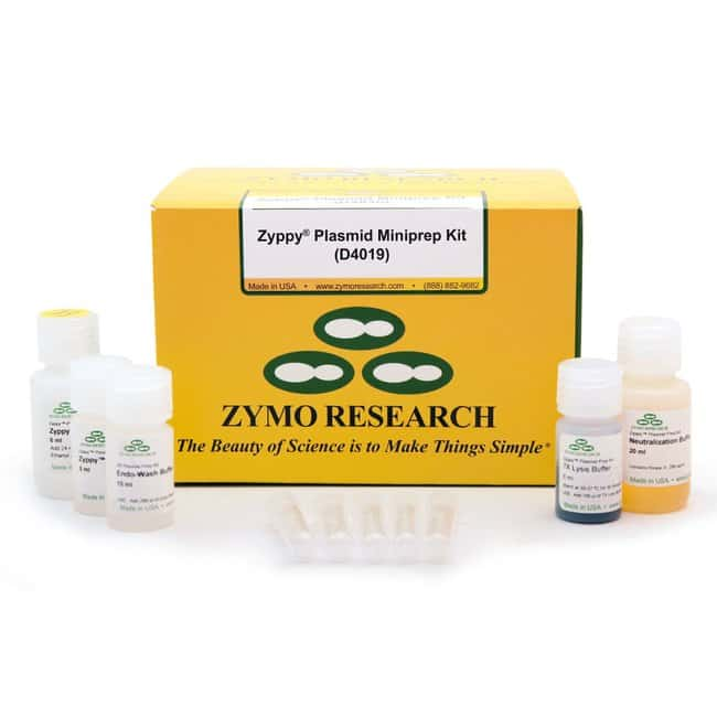 Zymo Research Corporation Zymopure Plasmid Miniprep Kit