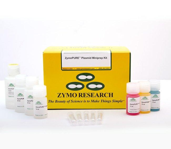 Zymo Research Corporation ZymoPURE Plasmid Miniprep Kit