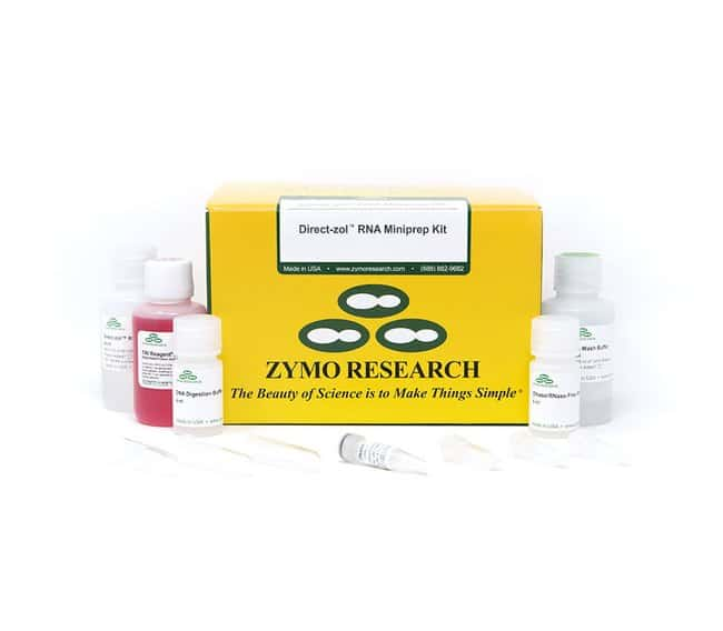 Zymo Research Corporation Zymopure Plasmid Miniprep Kit: Zymo Research Corporation Direct-zol RNA MiniPrep, 50
