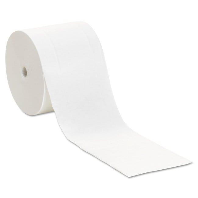 Essendant Coreless Bath Tissue, 2-Ply, White, 1000 Sheets/Roll, 36 Rolls/Carton