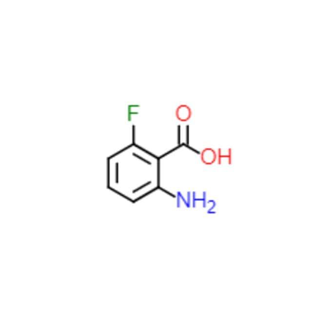 Matrix Scientific 2-Amino-6-fluorobenzoic acid, 434-76-4, MFCD00067781,