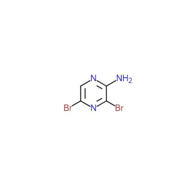 Matrix Scientific2-Amino-3,5-dibromopyrazine, 24241-18-7, MFCD00673150,