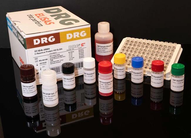 Drg International Inc C-Reactive Protein Hs Elisa  C-REACTIVE PROTEIN HS