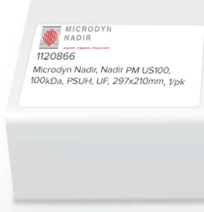 Sterlitech Corporation Microdyn Nadir, Nadir PM US100, 100kDa, PSUH, UF,