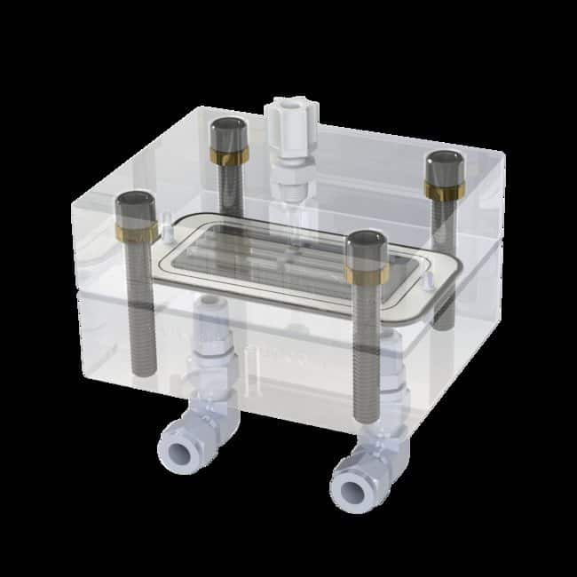 Sterlitech Corporation CF042 Cell Assembly, Crossflow, Acrylic (CF042A)