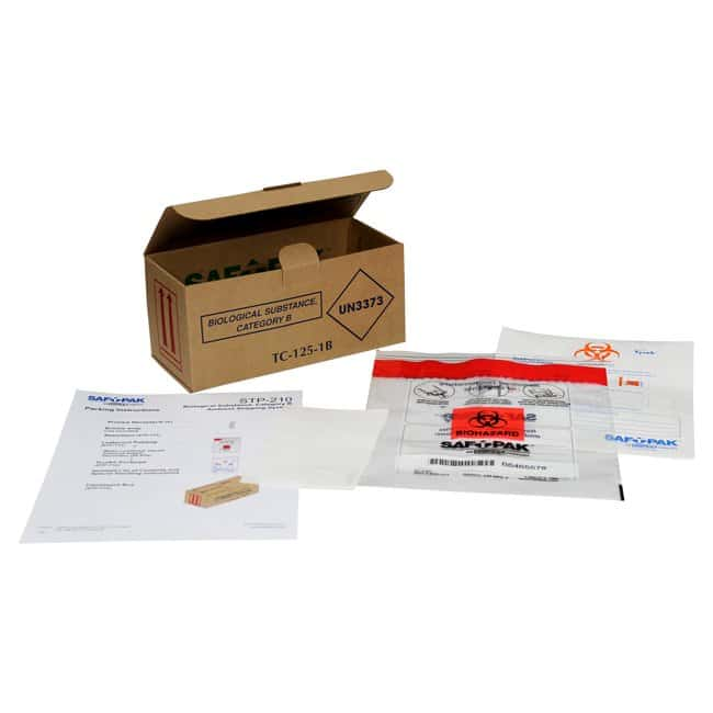 Saf T Pak IncSTP-210 Category B Ambient Shipping System (UN 3373), Small