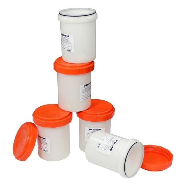 Saf T Pak IncSTP-104 - Reusable Secondary Pressure Receptacle with Orange