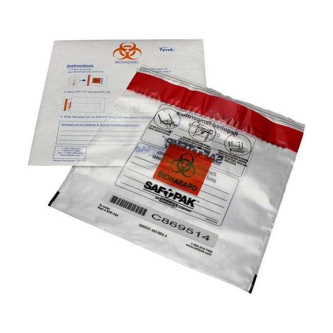 Saf T Pak IncSTP-730 - Disposable 2 - Part Secondary Pressure Vessel, Small