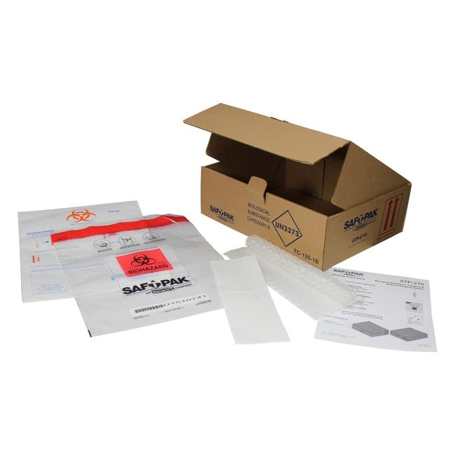 Saf T Pak IncSTP-270 - Category B Ambient Shipping System, (UN3373)
