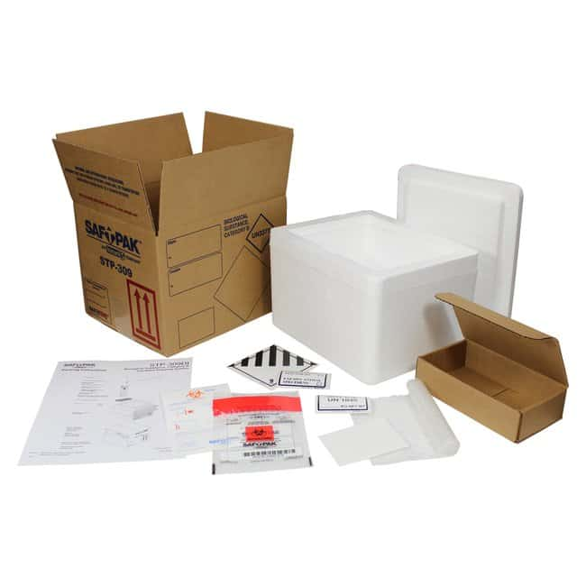 Saf T Pak IncSTP-309DI - CATEGORY B FROZEN INSULATED SHIPPING SYSTEM, (UN3373)