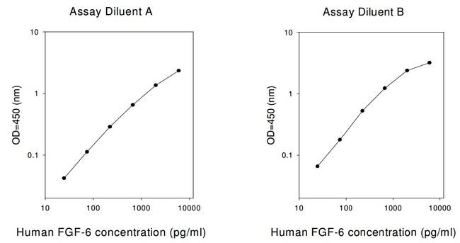 Raybiotech Inc Human FGF-6 ELISA Kit  HUMAN FGF-6 ELISA