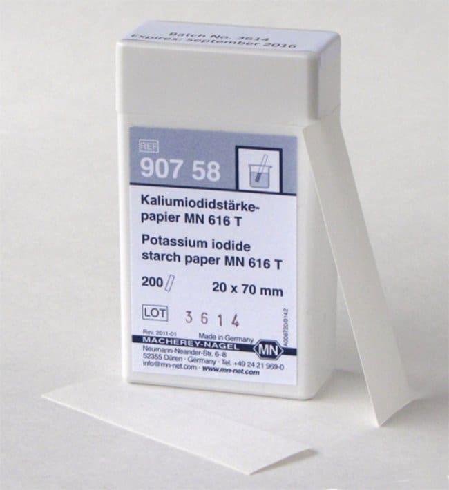 CTL Scientific Supply Corp POT IODIDE STARCH PAPER  POT IODIDE STARCH PAPER