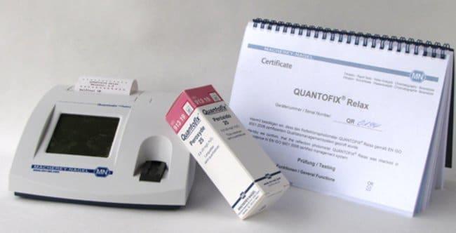 CTL Scientific Supply CorpQUANTOFIX RELAX INSTRUMENT