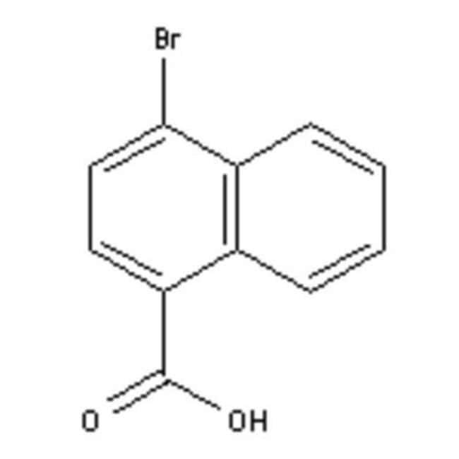 Accela Chembio Inc 4-BROMO-1-NAPHTHOIC ACID 5G  4-BROMO-1-NAPHTHOIC ACID