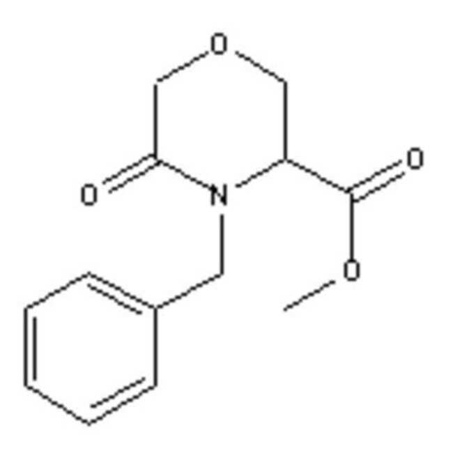 Accela Chembio Inc METHYL 4-BENZYL-5-OXOMORP 25G  METHYL 4-BENZYL-5-OXOMORP