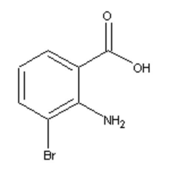 Accela Chembio Inc 2-AMINO-3-BROMOBENZOIC AC 5G  2-AMINO-3-BROMOBENZOIC