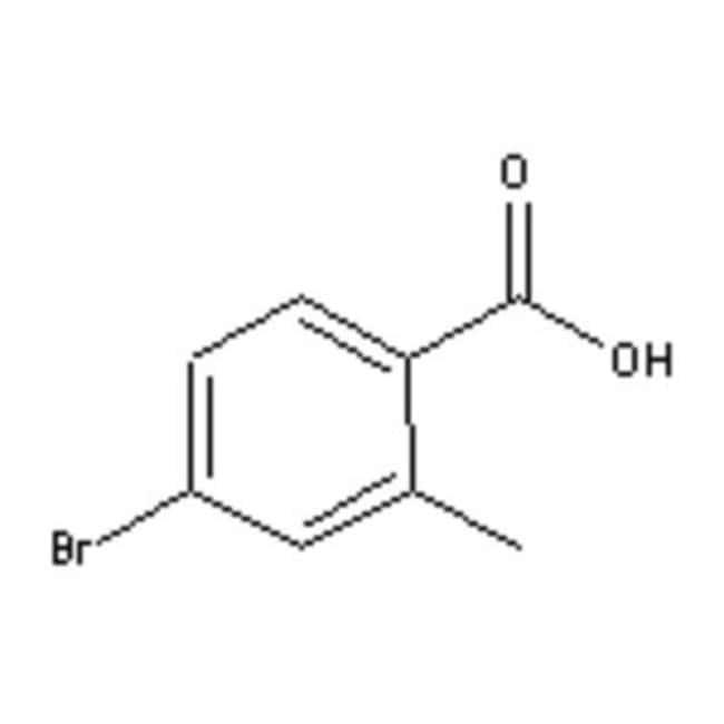 Accela Chembio Inc 4-BROMO-2-METHYLBENZOIC A 5G  4-BROMO-2-METHYLBENZOIC