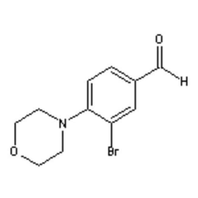 Accela Chembio Inc 3-BROMO-4-MORPHOLINOBENZA 5G  3-BROMO-4-MORPHOLINOBENZA