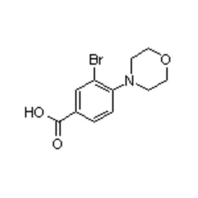 Accela Chembio Inc 3-BROMO-4-MORPHOLINOBENZO 1G  3-BROMO-4-MORPHOLINOBENZO