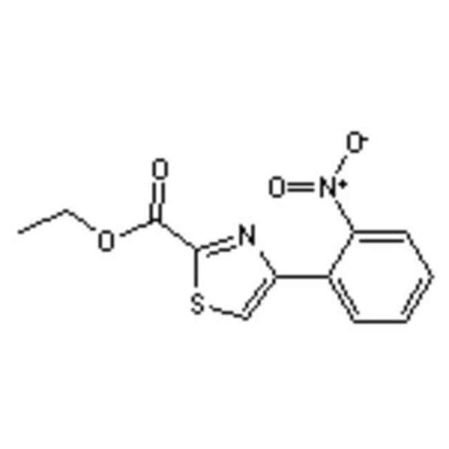Accela Chembio Inc ETHYL 4-(2-NITROPHENYL)TH 1G  ETHYL 4-(2-NITROPHENYL)TH