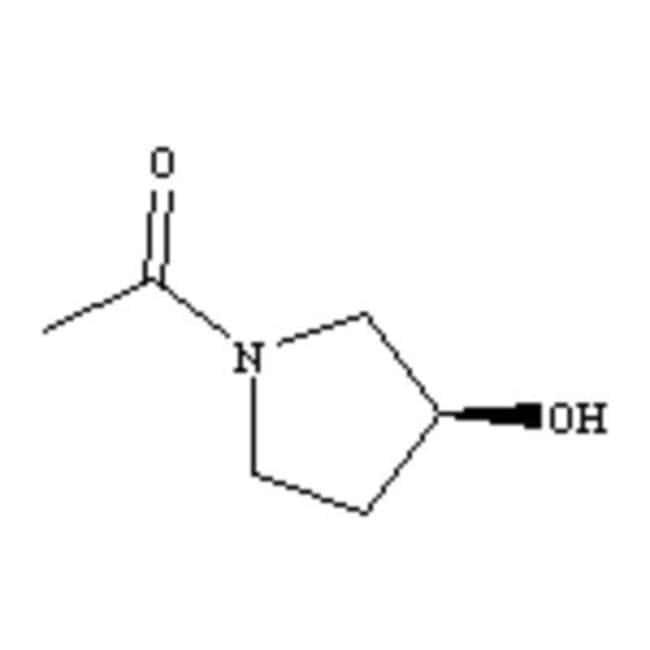 Accela Chembio Inc (S)-1-ACETYL-3-HYDROXYPYR 1G  (S)-1-ACETYL-3-HYDROXYPYR