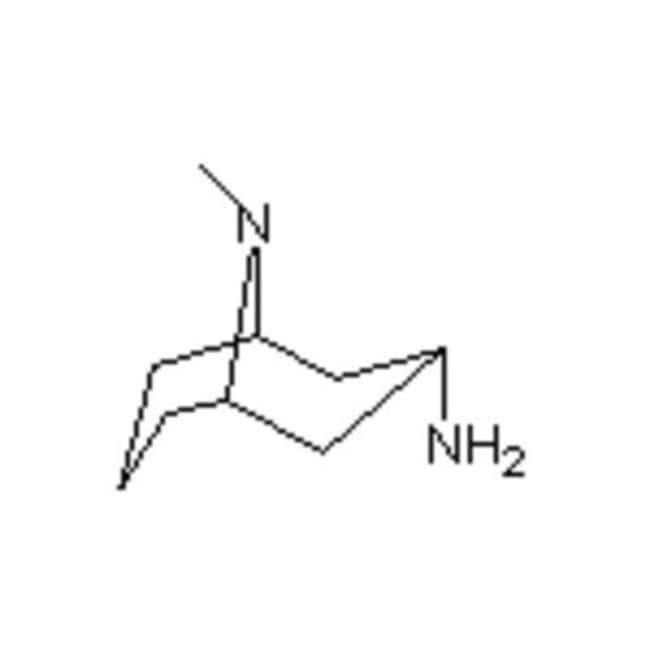 Accela Chembio Inc EXO-3-AMINO-9-METHYL-9-AZ 5G  EXO-3-AMINO-9-METHYL-9-AZ