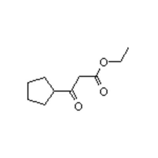 Accela Chembio Inc ETHYL 3-CYCLOPENTYL-3-OXO 1G  ETHYL 3-CYCLOPENTYL-3-OXO