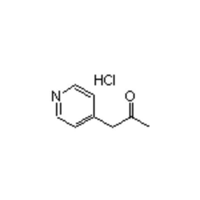Accela Chembio Inc (4-PYRIDYL)ACETONE HYDROC 5G  (4-PYRIDYL)ACETONE HYDROC