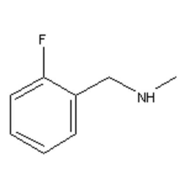 Accela Chembio Inc N-METHYL-2-FLUOROBENZYLAM 5G  N-METHYL-2-FLUOROBENZYLAM