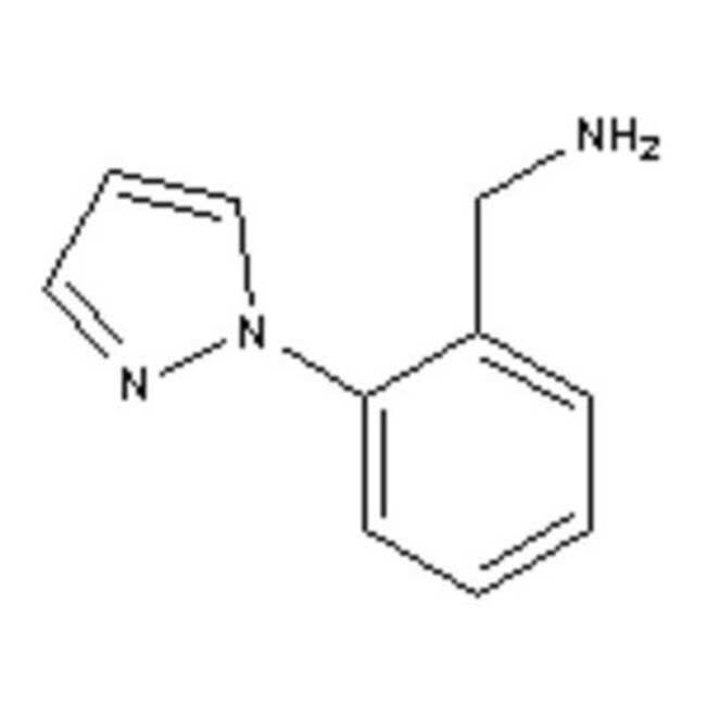 Accela Chembio Inc 2-(1-PYRAZOLYL)BENZYLAMIN 5G  2-(1-PYRAZOLYL)BENZYLAMIN