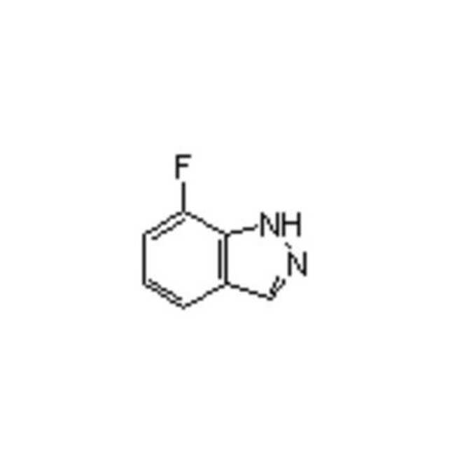 Accela Chembio Inc 7-FLUORO-1H-INDAZOLE 5G  7-FLUORO-1H-INDAZOLE 5G