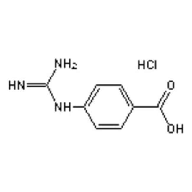 Accela Chembio Inc 4-GUANIDINOBENZOIC ACID H 25G  4-GUANIDINOBENZOIC ACID