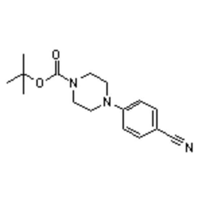 Accela Chembio Inc 1-BOC-4-(4-CYANOPHENYL)PI 1G  1-BOC-4-(4-CYANOPHENYL)PI