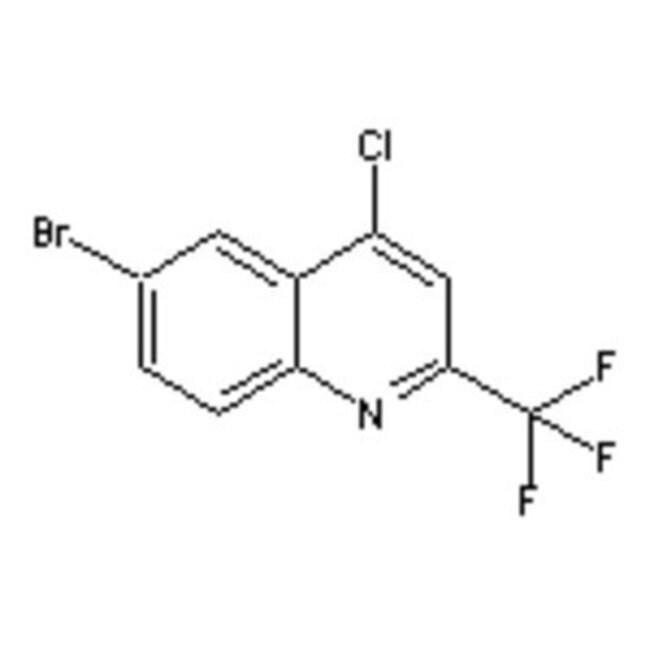 Accela Chembio Inc 6-BROMO-4-CHLORO-2-(TRIFL 1G  6-BROMO-4-CHLORO-2-(TRIFL