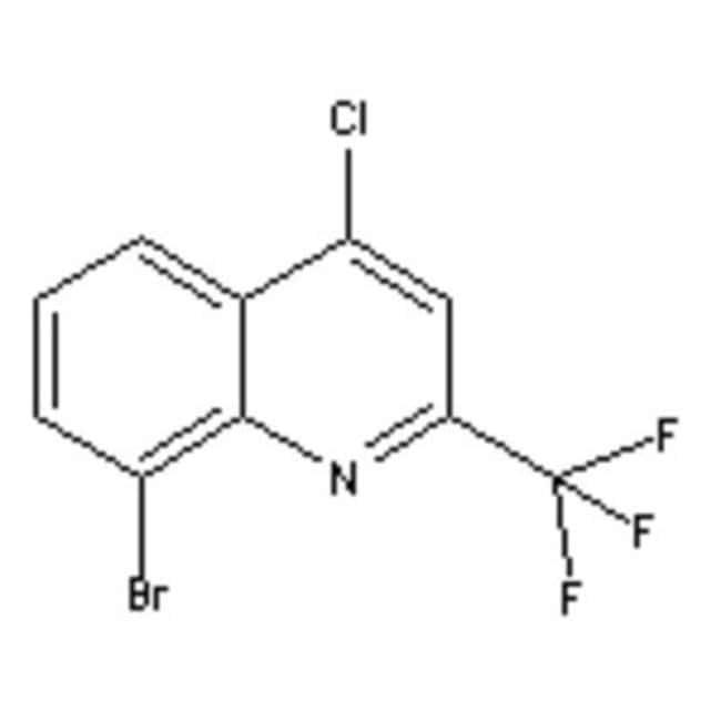 Accela Chembio Inc 8-BROMO-4-CHLORO-2-(TRIFL 5G  8-BROMO-4-CHLORO-2-(TRIFL