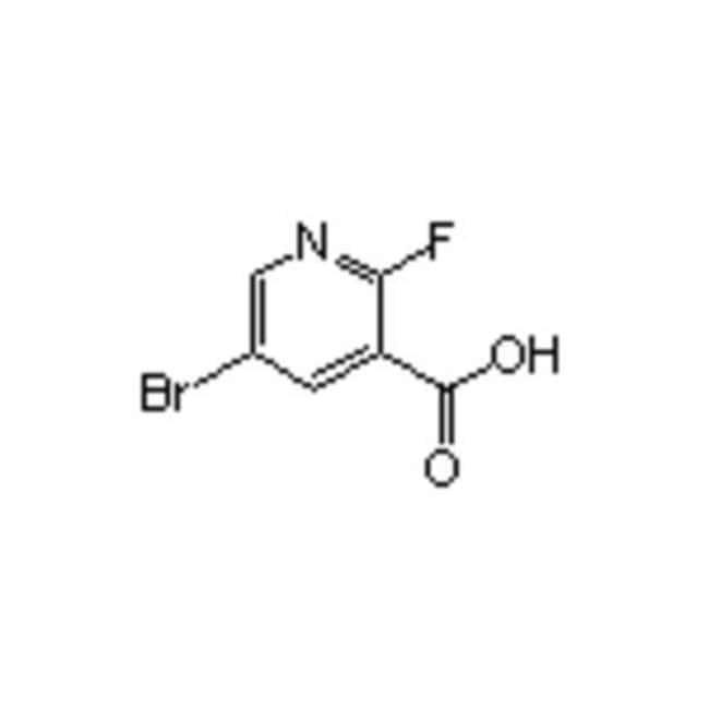 Accela Chembio Inc 5-BROMO-2-FLUORONICOTINIC 5G  5-BROMO-2-FLUORONICOTINIC