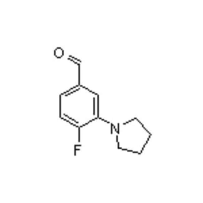 Accela Chembio Inc 4-FLUORO-3-PYRROLIDINOBEN 1G  4-FLUORO-3-PYRROLIDINOBEN