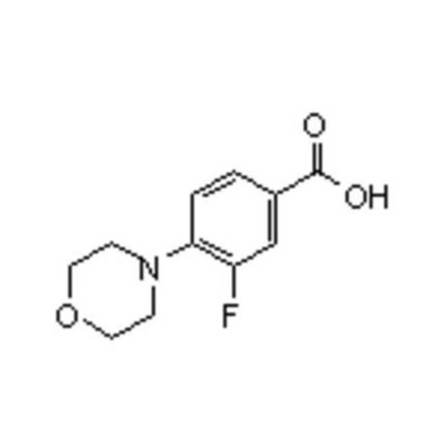 Accela Chembio Inc 3-FLUORO-4-MORPHOLINOBENZ 5G  3-FLUORO-4-MORPHOLINOBENZ