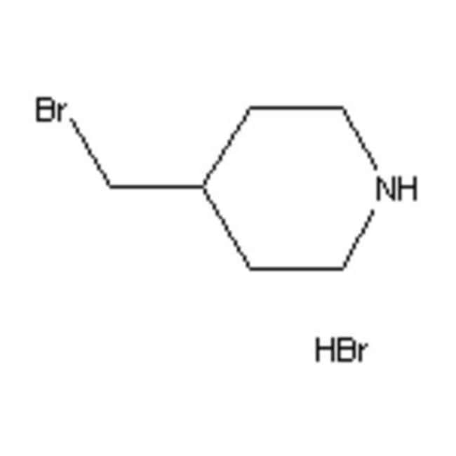 Accela Chembio Inc 4-BROMOMETHYLPIPERIDINE H 5G  4-BROMOMETHYLPIPERIDINE