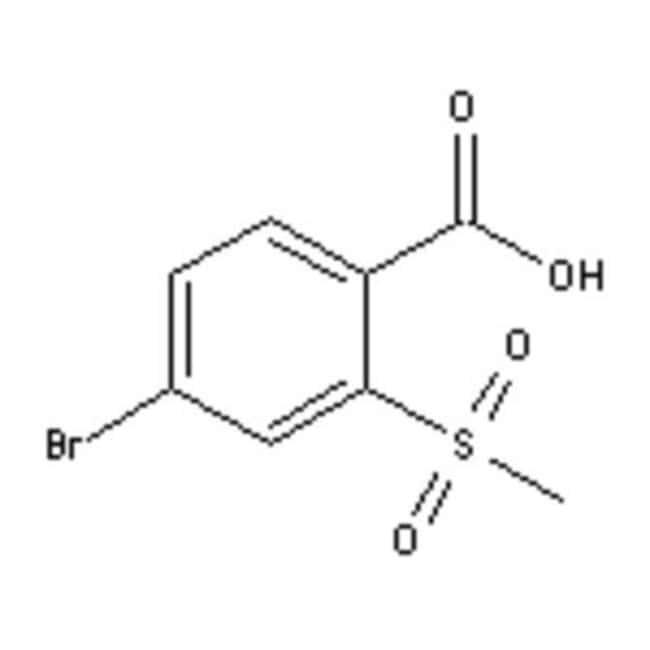 Accela Chembio Inc 4-BROMO-2-(METHYLSULFONYL 1G  4-BROMO-2-(METHYLSULFONYL