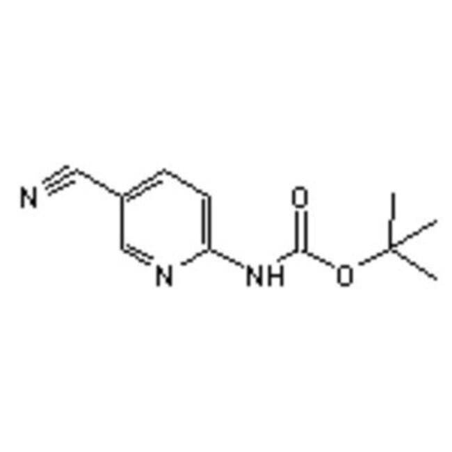 Accela Chembio Inc 2-(BOC-AMINO)-5-CYANOPYRI 5G  2-(BOC-AMINO)-5-CYANOPYRI