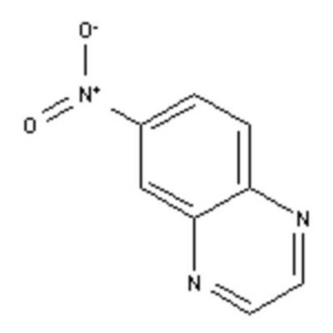 Accela Chembio Inc 6-Nitroquinoxaline, 6639-87-8, MFCD00462822, 5 g  6-NITROQUINOXALINE