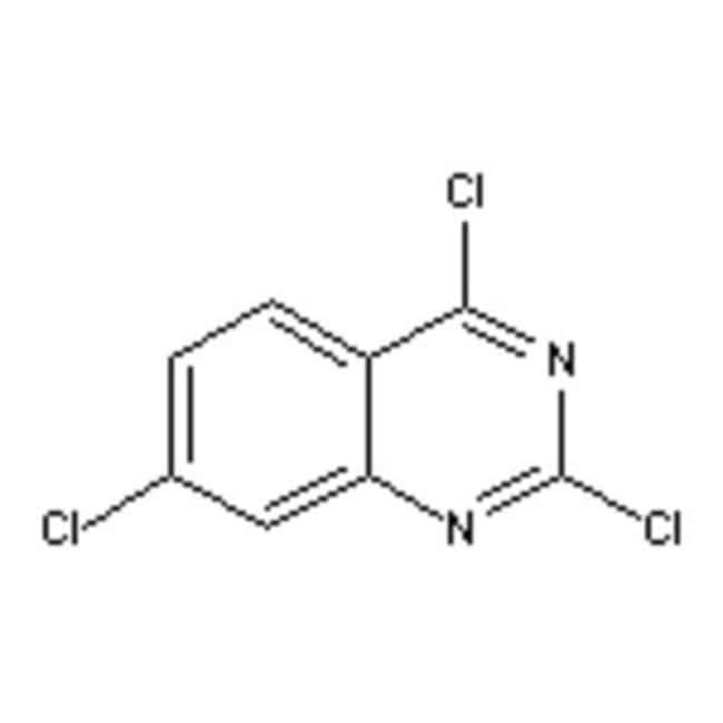 Accela Chembio Inc 2,4,7-TRICHLOROQUINAZOLIN 1G  2,4,7-TRICHLOROQUINAZOLIN