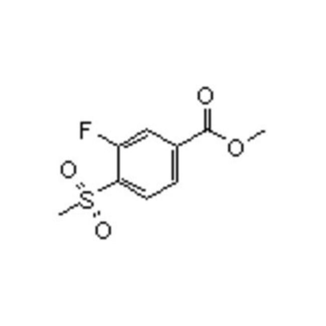 Accela Chembio Inc METHYL 3-FLUORO-4-(METHYL 1G  METHYL 3-FLUORO-4-(METHYL